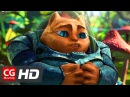 CGI 3D Animated Short HD Space Cat Hob by Loic Bramoulle | CGMeetup