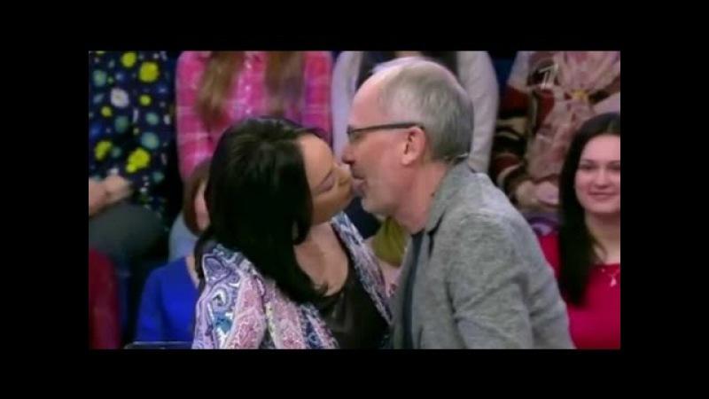 Лариса Гузеева пьяная творит непонятно что на Давай поженимся и целуется с участниками!!прикол!!