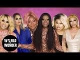 Part 5 Drag Queens Reading Mean Comments w Raja, Raven, Latrice, Bob, Jaidynn, Jiggly &amp Naysha!