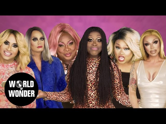 Part 5 | Drag Queens Reading Mean Comments w/ Raja, Raven, Latrice, Bob, Jaidynn, Jiggly Naysha!