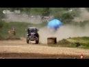 Гонки на тракторах Бизон-Трек-Шоу