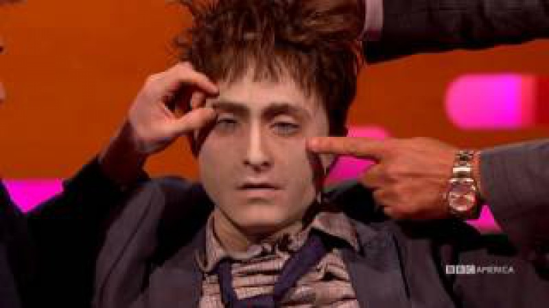 Daniel Radcliffe's Dead Ringer - The Graham Norton Show
