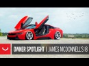 Vossen Owner Spotlight James LordMcDonnell's BMW i8 Vossen Forged LC 108T