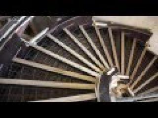 Винтовая лестница. Армирование. Часть 3. Spiral staircase. Reinforcement. Part 3.