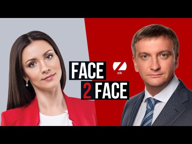 FACE 2 FACE з Тетяною Даниленко: Павло Петренко, міністр юстиції України