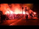 PSG VS BARCELONAPSG ULTRAS 14.02.2017