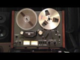 Akai GX-4000D Reel to Reel plays Pachanga Boys - 'Time' (Jaytech Music)