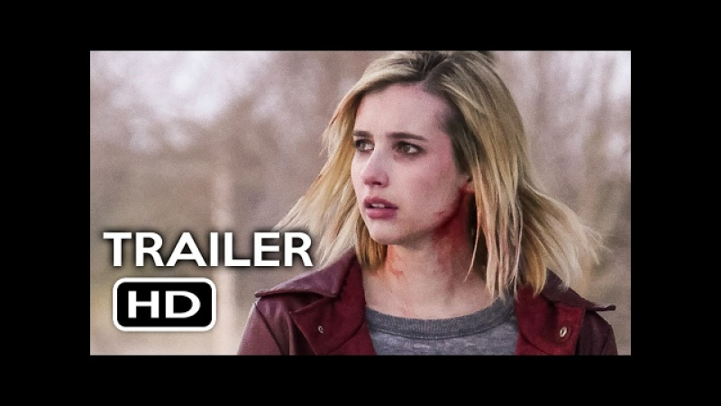 The Blackcoat's Daughter Official Trailer 1 (2017) Emma Roberts Horror Movie HD