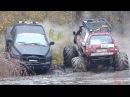 Соревнования в озере Dodge Ram 1500 и ШИШИГА против БОМБЫ OFF ROAD 4X4 часть-3