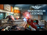 Shadowgun Legends Pre-Alpha Gameplay Courtesy of MADFINGER Games