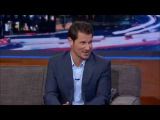 Nick Lachey on Arsenio Hall