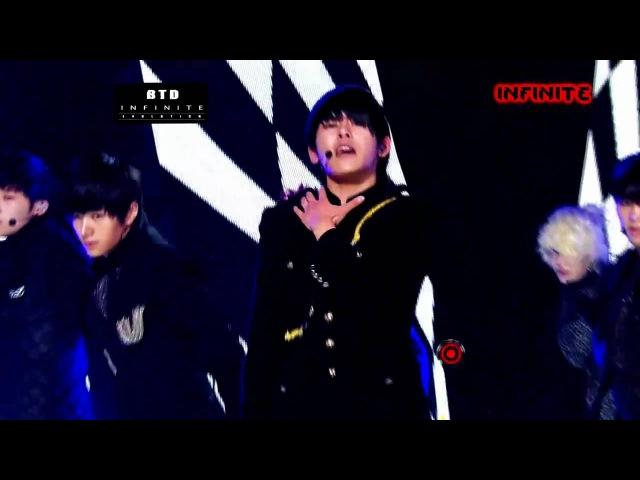 Kpop 인피니트 INFINITE - BTD (Before The Dawn)
