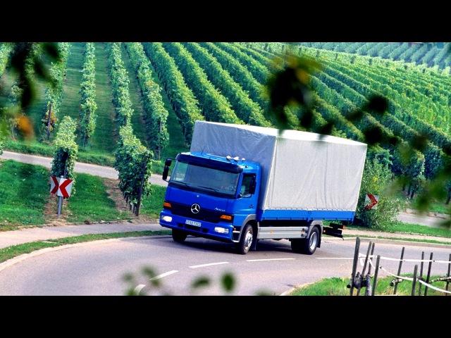 Mercedes Benz Atego 1217 Pritschenwagen 01 1998 10 2004