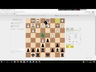 Матч с Игнатом Ефимовым (4+2) #3. Каталонское начало