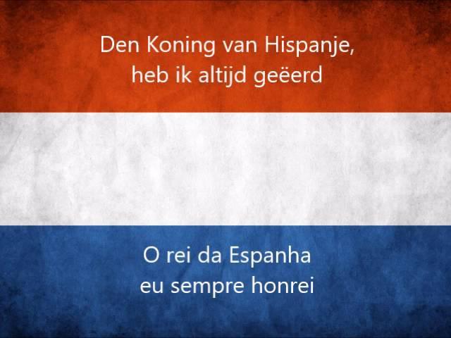 Hino Nacional da Holanda Het Wilhelmus (Legendado em Português) (NL/PT)