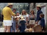 Le lapin chaud 1974 beau film ambiance vacance B.Menez