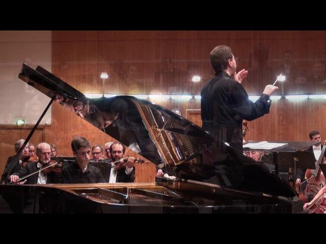 S. Rakhmaninov. Concerto No. 2 for piano and orchestra (I - III mov.)