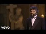 Andrea Bocelli - Ave Maria - Live From Basilica Di Santa Maria Sopra Minerva, Italy 1999