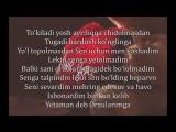 Kamol &amp Inna (Ummon) - Afsus (Lyrics), Камол &amp Инна (Уммон) - Афсус (Текст песни)