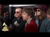 Cage The Elephant  Red Carpet  59th GRAMMYs