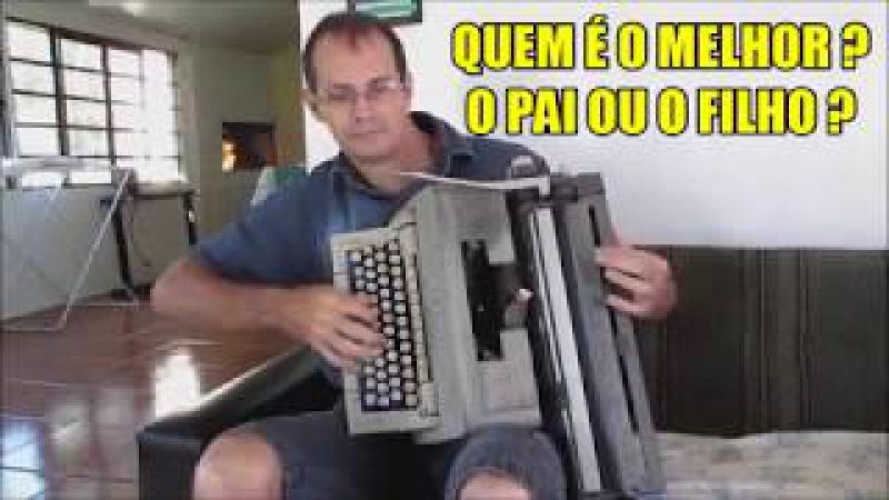 Gugu Gaiteiro - Quem é o melhor ? Pai ou fillho?