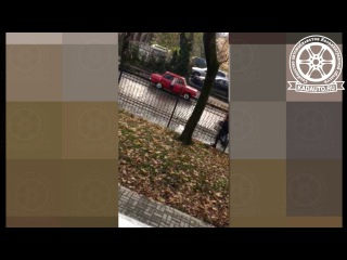 Пикап-мастер 80 уровня на ул. Пацаева в Калининграде. 05.11.16
