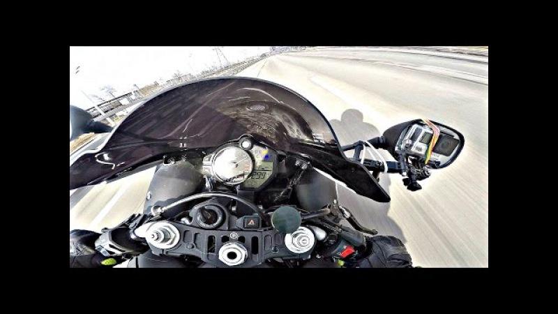 Неадекватная и скоростная езда под 300км/ч на мотоциклах || Inadequate fast ride on motorcycle