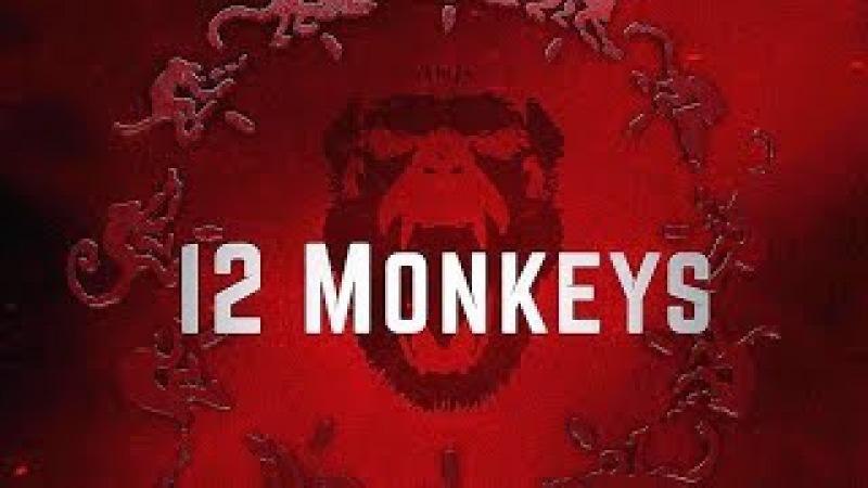 12 обезьян. Сезон 4 / 2018 / Тизер HD / 12 Monkeys