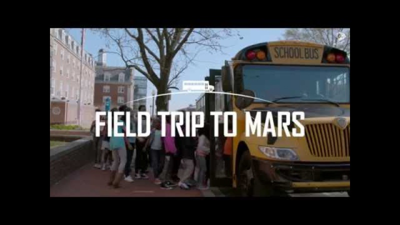 Cannes Lions winner 2016 -THE FIELD TRIP TO MARS