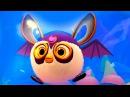 Ферби Коннект 4 фербики Макс и Катя в Furby Connect World ПУРУМЧАТА