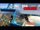 Потный мотоскиллтест с ужасными волнами! - Мотоскиллтест на Bati 801 в GTA Online