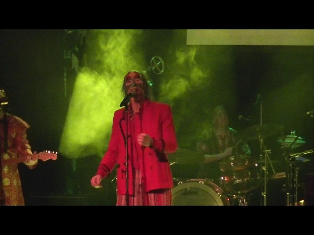 THE CRAZY WORLD OF ARTHUR BROWN live at Reggies, Chicago, Tue Feb 21 2017 part 1