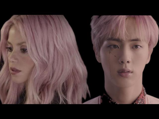 BTS/SHAKIRA - Blood Sweat Tears/Chantaje MASHUP [by RYUSERALOVER]