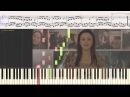 Вальс Эти сны... - Анна Кошмал OST Сваты Ноты и Видеоурок для фортепиано piano cover