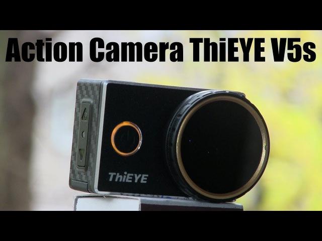 Экшен-камера ThiEYE V5s (и как регистратор сгодиться)