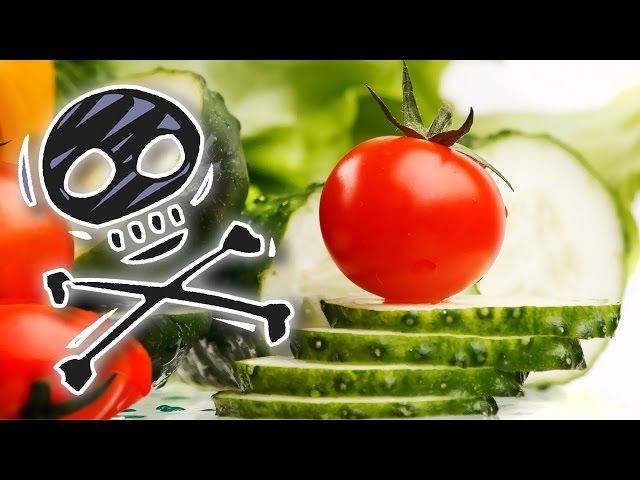 5 ядовитых овощей