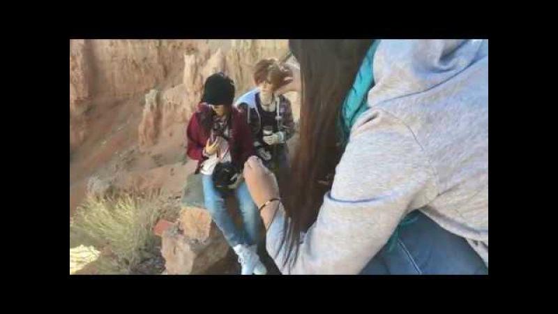 Bryce Canyon в штате Utah