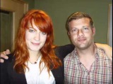 Florence and the Machine - Never let me go and Interview - Dermot O'leary Radio 2 session - 25th Feb