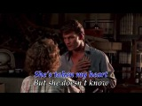 She's Like The Wind - Patrick Swayze feat. Wendy Fraser HD