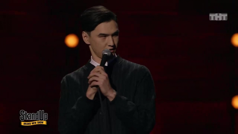 Stand Up: Нурлан Сабуров - О сериалах
