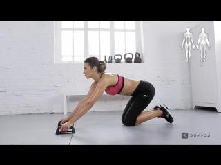 Упражнения с пуш-ап стойками