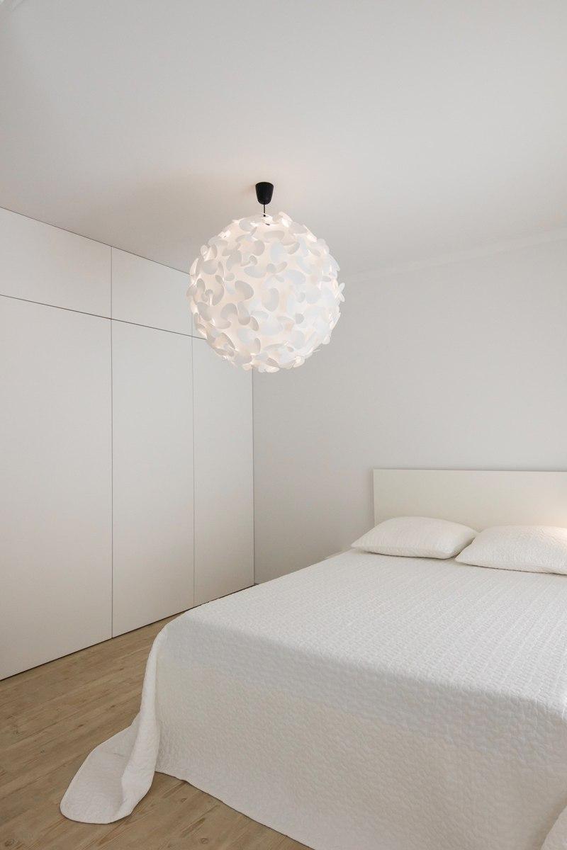 Интерьер квартиры 40 м в Португалии.