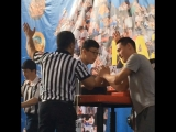 Шардара Армспорт Чемпионат КР 70кг