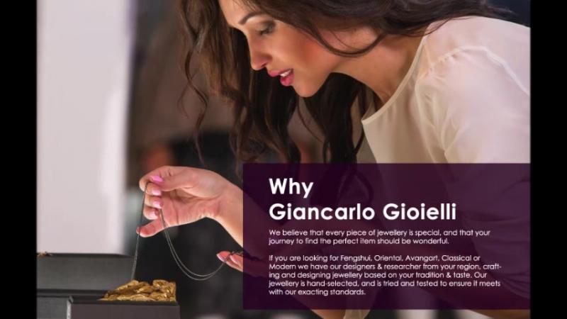 About Giancarlo Gioielli