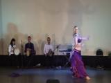 Мальцева Евгения. Любители начинающие ориенталь. Всероссийский фестиваль восточного танца
