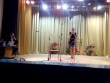 Творческий вечер Смирнова Е. М., Екатерина Бородина