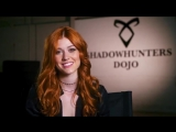 Katherine has some tips on how to dress up as Clary for Halloween.