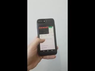 Чехол для iPhone на базе Android