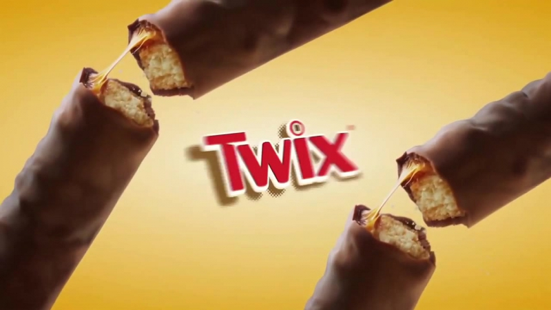 Реклама TWIX . На чьей стороне ты