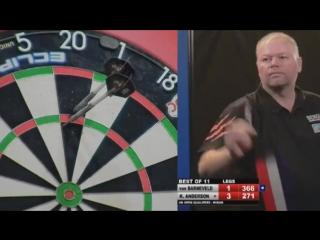 Raymond van Barneveld vs Kyle Anderson (Coral UK Open Qualifier 6 2017 / Round 5)